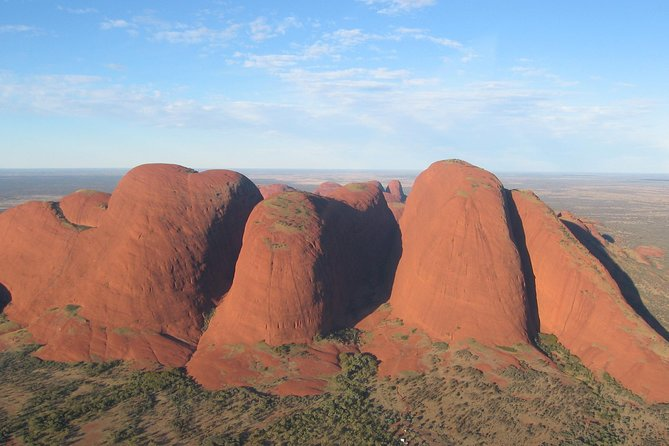 Kata Tjuta and Uluru Grand View Helicopter Flight - Accommodation Cooktown