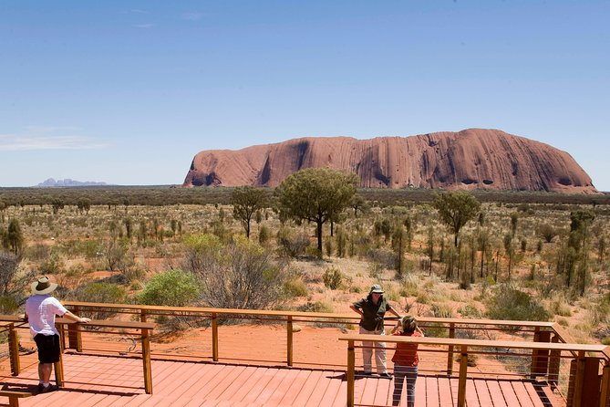 Uluru Small Group Tour including Sunset - Accommodation Cooktown