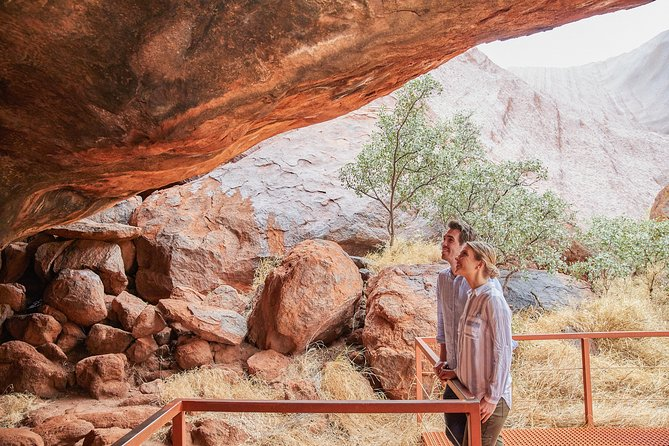 Uluru Base and Sunset Half-Day Trip with Optional Outback BBQ Dinner - Accommodation Cooktown
