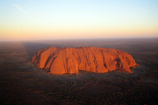 Fixed-Wing Scenic Flight from Uluru Ayers Rock - Accommodation Cooktown
