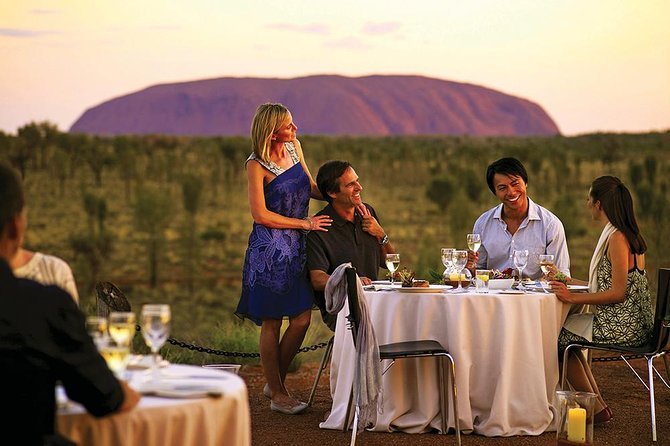 Uluru Kata Tjuta and Sounds of Silence Dinner in 3 Days - Accommodation Cooktown