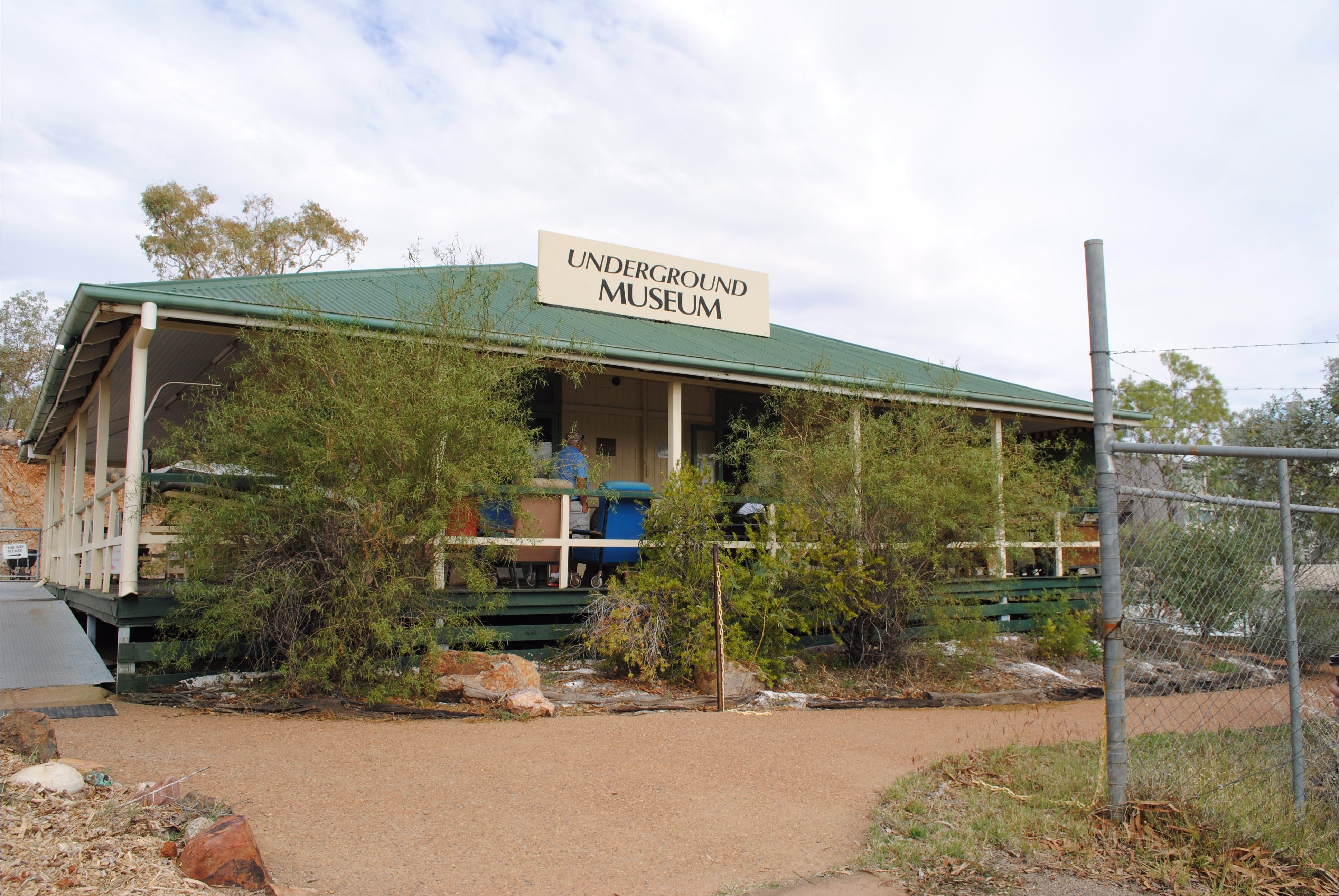 Mount Isa Underground Hospital and Museum - Accommodation Cooktown