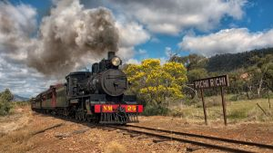 Pichi Richi Railway - Accommodation Cooktown