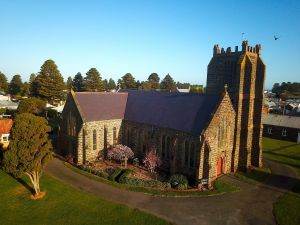 St John's Anglican Church Port Fairy - Accommodation Cooktown