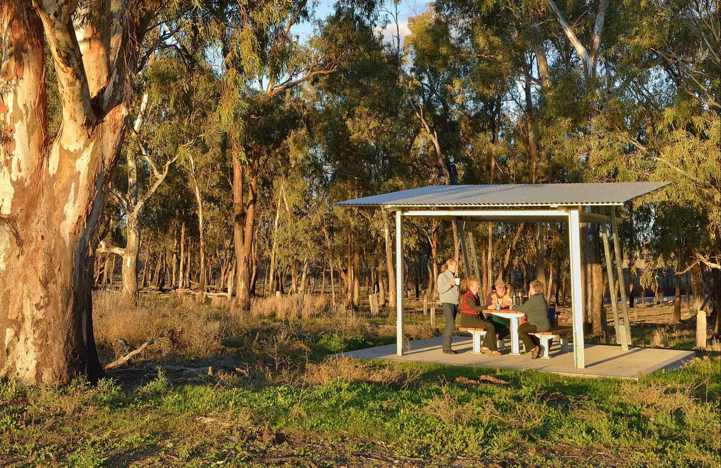 Turkey Flat Picnic Area and Bird Hide - Accommodation Cooktown