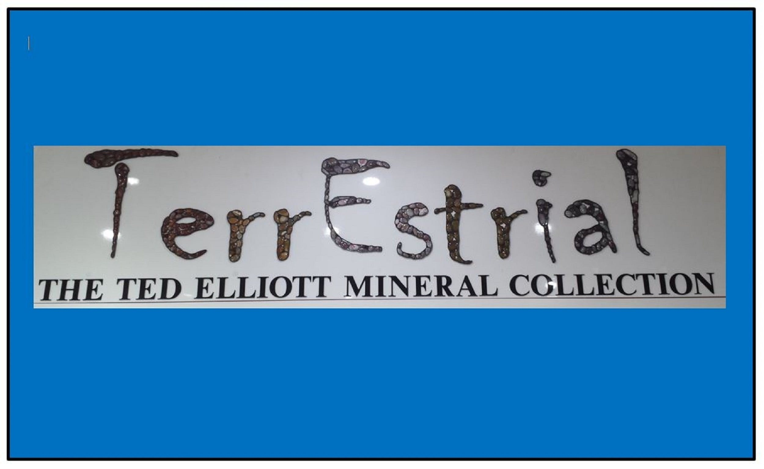 The Ted Elliott Mineral Collection - Accommodation Cooktown