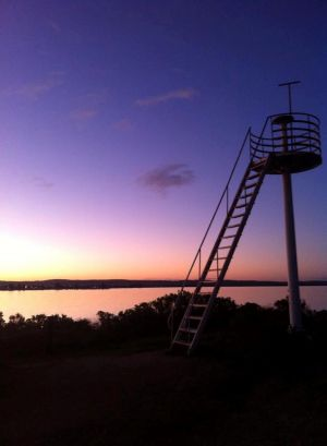 Island Lookout Tower And Reserve - Accommodation Cooktown