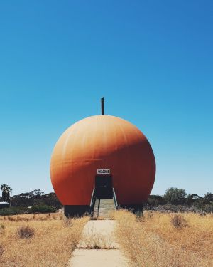 The Big Orange - Accommodation Cooktown