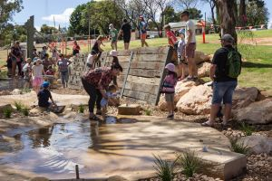 Waikerie Water and Nature Play Park - Accommodation Cooktown