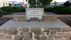 Barmera Horse Trough - Accommodation Cooktown