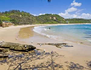 Nambucca Heads Beaches - Accommodation Cooktown