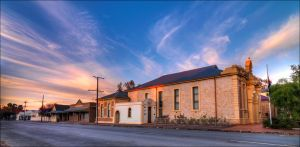 Quorn Historic Building Walk - Accommodation Cooktown