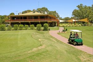 Coomealla Golf Club - Accommodation Cooktown