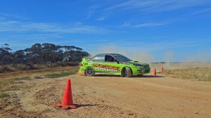 Rally Driving Loveday - Accommodation Cooktown
