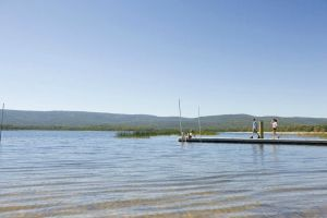 Lake Wartook - Accommodation Cooktown