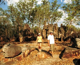 The Lost City - Litchfield National Park - Accommodation Cooktown