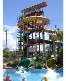 Ballina Olympic Pool and Waterslide - Accommodation Cooktown