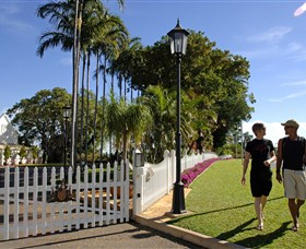 Government House - Accommodation Cooktown