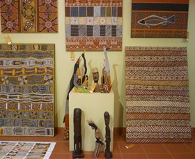 Tiwi Design Aboriginal Corporation - Accommodation Cooktown