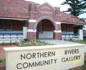 Northern Rivers Community Gallery - Accommodation Cooktown