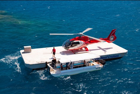 GBR Helicopters - Accommodation Cooktown