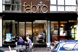 Fabric - Accommodation Cooktown