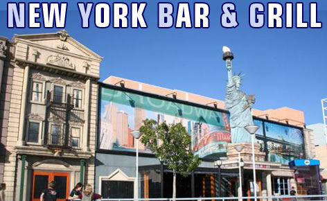 New York Bar  Grill - Accommodation Cooktown