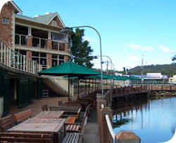 The Woodport Inn - Accommodation Cooktown
