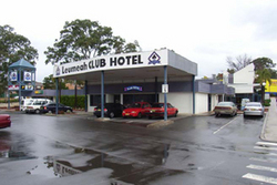 Leumeah Club Hotel - Accommodation Cooktown