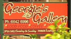 Georgies Cafe Restaurant - Accommodation Cooktown