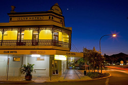 The Club Hotel - Accommodation Cooktown