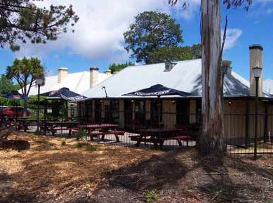 Old Canberra Inn