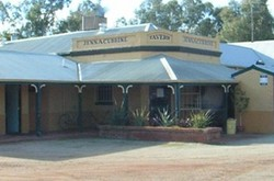 Jennacubbine Tavern - Accommodation Cooktown