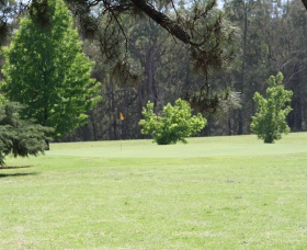 Inverell Golf Club - Accommodation Cooktown