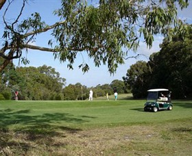 Leongatha Golf Club - Accommodation Cooktown