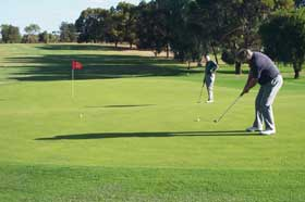 Waikerie Golf Club - Accommodation Cooktown