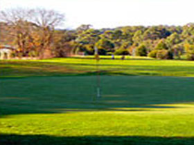Oakbank Golf Club - Accommodation Cooktown