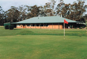 Echunga Golf Club Incorporated - Accommodation Cooktown