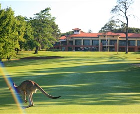 Royal Canberra Golf Club - Accommodation Cooktown