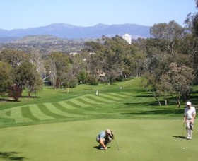 Fairbairn Golf Club - Accommodation Cooktown