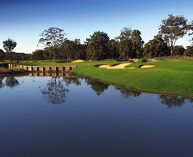 Kooindah Waters Golf Club - Accommodation Cooktown