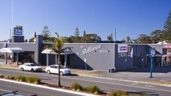 Bellevue Hotel Tuncurry - Accommodation Cooktown