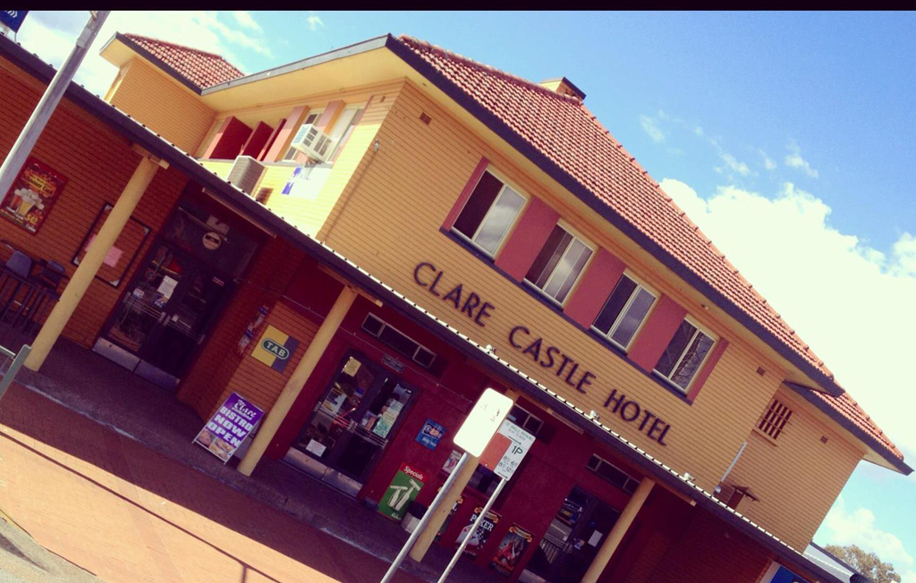 Clare Castle Hotel - Accommodation Cooktown