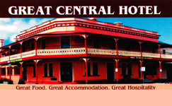 Great Central Hotel - Accommodation Cooktown