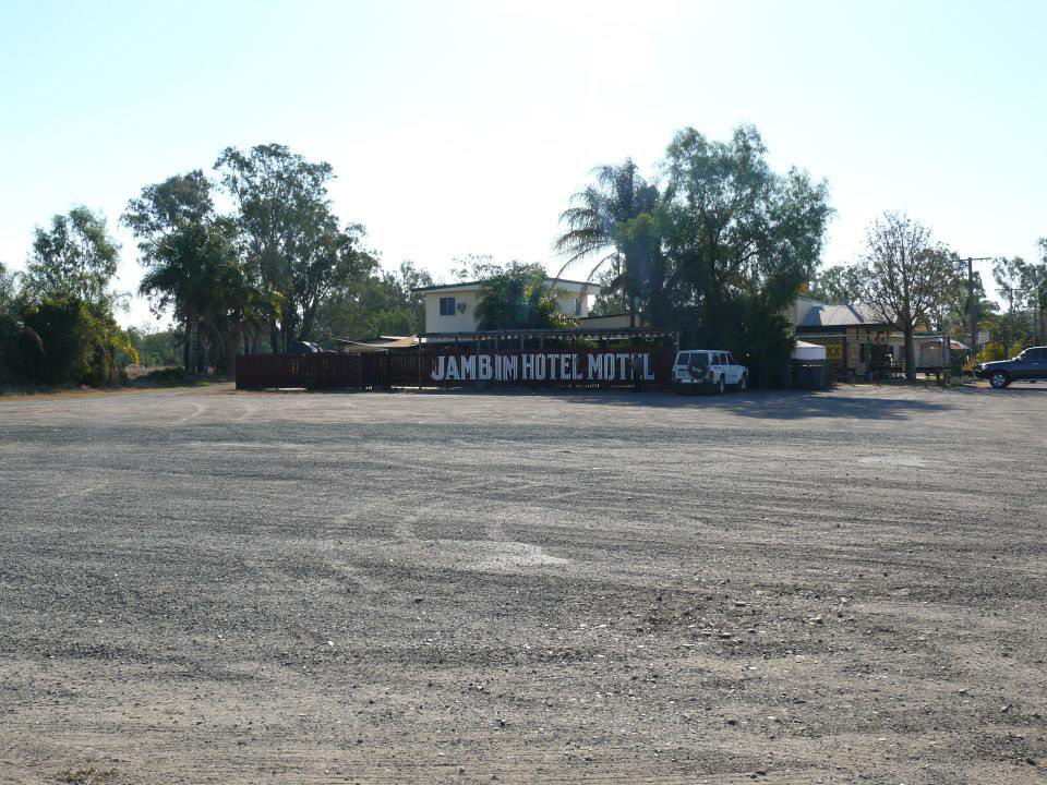 Jambin Hotel-Motel - Accommodation Cooktown