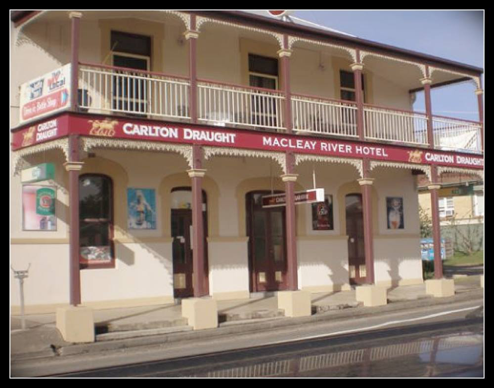 Macleay River Hotel - Accommodation Cooktown