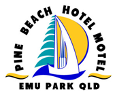 Pine Beach Hotel-Motel - Accommodation Cooktown