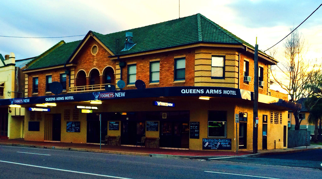 Queens Arms Hotel - Accommodation Cooktown