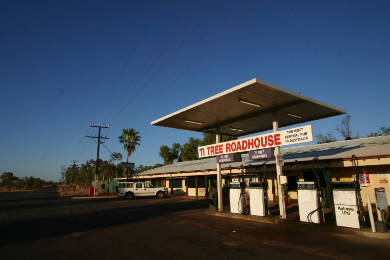 Ti Tree Roadhouse - Accommodation Cooktown