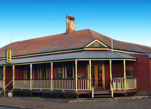 Maidenwell Hotel - Accommodation Cooktown